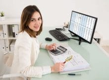 Secretaria-recepcionista
