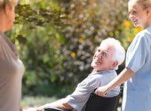 Cuidador/a personas mayores/discapacitados - Madrid