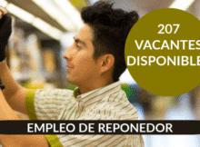 207 ofertas de trabajo de REPONEDOR encontradas