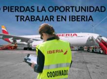 CONSIGUE TU PUESTO DE TRABAJO EN IBERIA