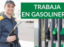 OFERTAS DE TRABAJO EN DISTINTAS GASOLINERAS