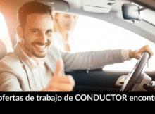 660 ofertas de trabajo de CONDUCTOR encontradas