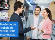 936 ofertas de trabajo de VENDEDOR encontradas